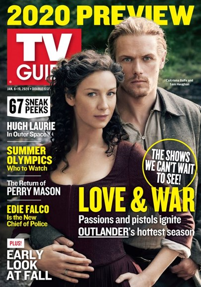 TV Guide Cover - 1/6/2020