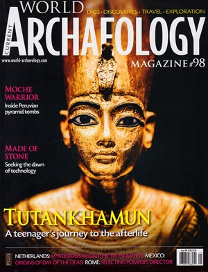 Current World Archaeology Magazine   12/2019 Cover