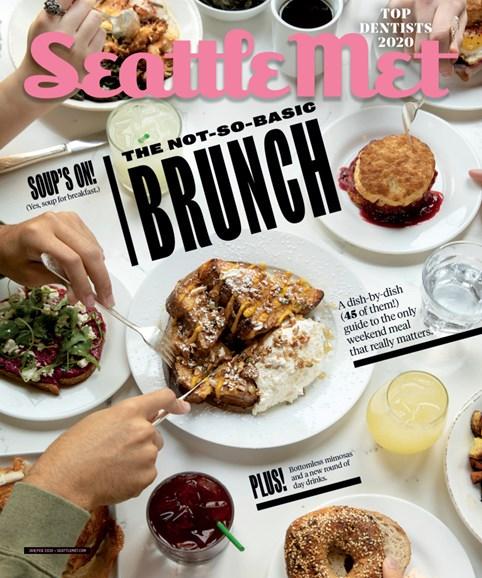 Seattle Met Cover - 1/1/2020