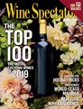 Wine Spectator Magazine | 12/31/2019 Cover