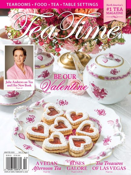 Tea Time Cover - 1/1/2020