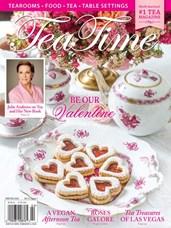 Tea Time | 1/2020 Cover