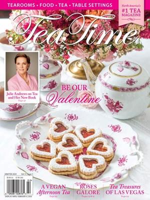 Tea Time Magazine | 1/2020 Cover