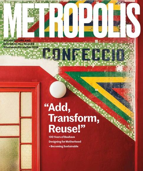 Metropolis Cover - 11/1/2019