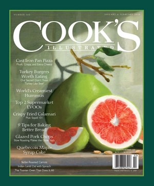 Cook's Illustrated | 1/2020 Cover