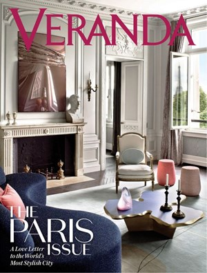 Veranda Magazine | 1/2020 Cover