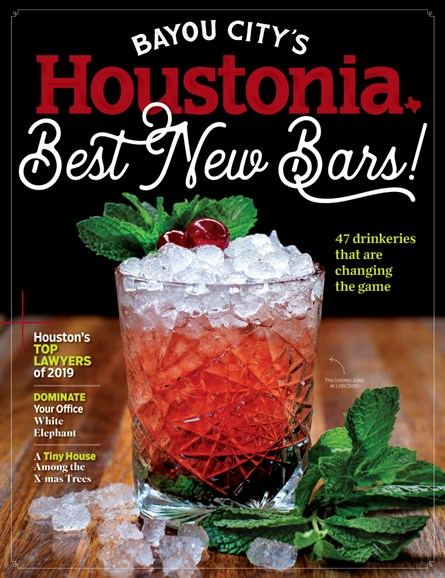 Houstonia Cover - 12/1/2019