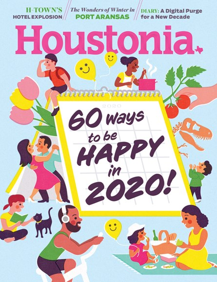 Houstonia Cover - 1/1/2020
