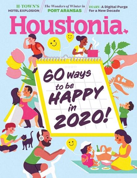 Houstonia Cover - 1/1/2020
