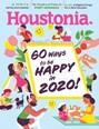 Houstonia Magazine | 1/2020 Cover
