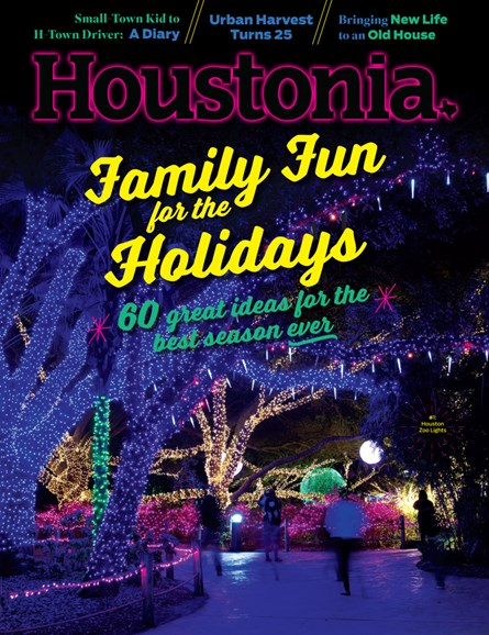 Houstonia Cover - 11/1/2019