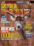Deer & Deer Hunting | 2/2020 Cover