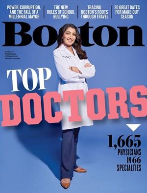 Boston Magazine | 1/2020 Cover