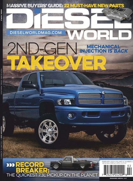 Diesel World Cover - 2/1/2020