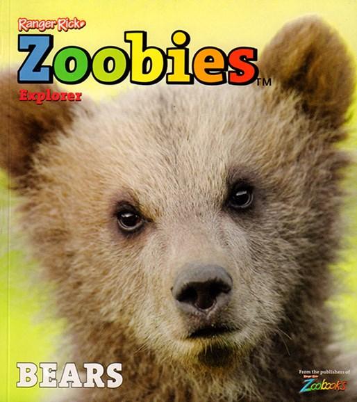 Zoobies Cover - 12/1/2019