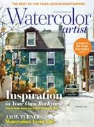 Watercolor Artist Magazine 2/1/2020