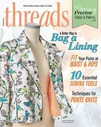 Threads Magazine   3/2020 Cover