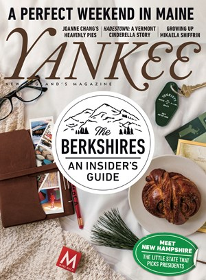 Yankee Magazine | 1/2020 Cover