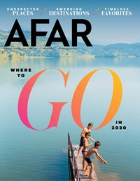 AFAR Magazine | 1/2020 Cover