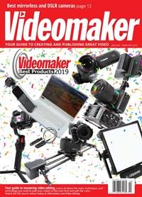 Videomaker Magazine | 1/2020 Cover