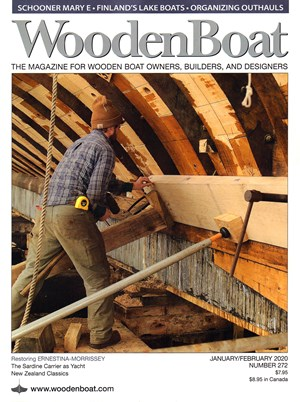 Wooden Boat | 1/2020 Cover