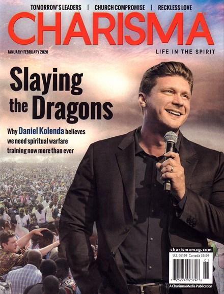 Charisma Cover - 1/1/2020