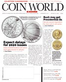 Coin World Magazine 1/13/2020