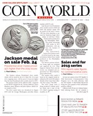 Coin World Magazine 1/20/2020