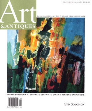 Art & Antiques | 12/1/2019 Cover
