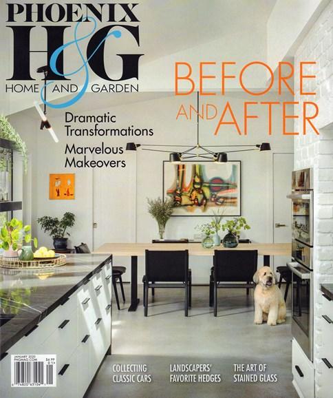 Phoenix Home & Garden Cover - 1/1/2020