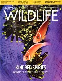 National Wildlife Magazine   12/2019 Cover