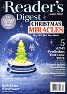 Reader's Digest Large Print 12/1/2019
