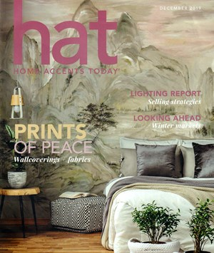 Home Accents Today Magazine | 12/2019 Cover