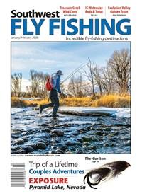 Southwest Fly Fishing Magazine | 1/2020 Cover