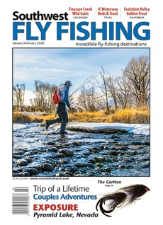 Southwest Fly Fishing | 1/2020 Cover
