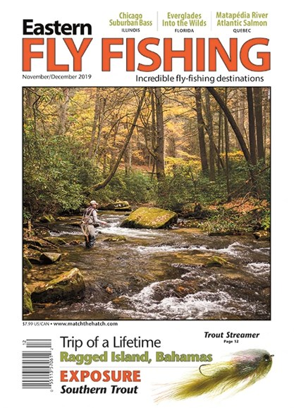 Eastern Fly Fishing Cover - 11/1/2019