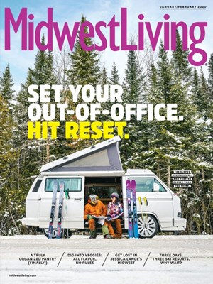 Midwest Living Magazine | 1/1/2020 Cover