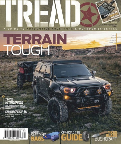 Tread Cover - 1/1/2020