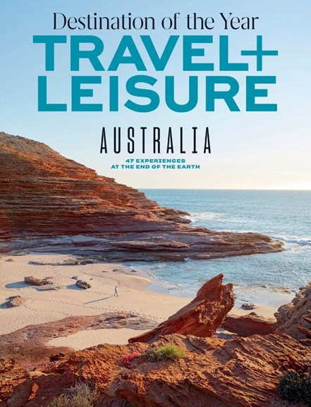 Travel + Leisure Cover - 12/1/2019