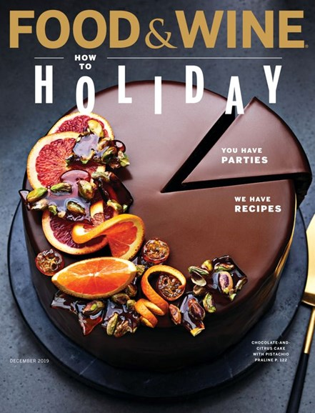 Food & Wine Cover - 12/1/2019