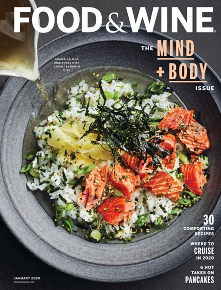 Food & Wine Cover - 1/1/2020