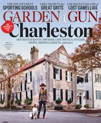 Garden & Gun Magazine | 2/2020 Cover