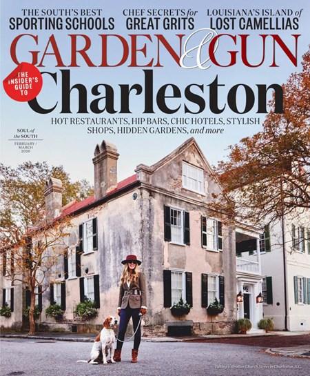 Garden & Gun Magazine   2/2020 Cover