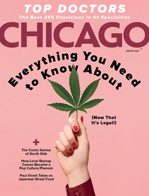 Chicago Magazine | 1/2020 Cover