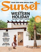 Sunset Magazine 11/1/2019