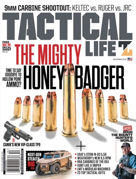 Tactical Life Cover - 12/1/2019