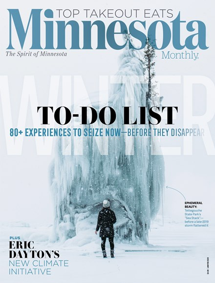 Minnesota Monthly Cover - 1/1/2020