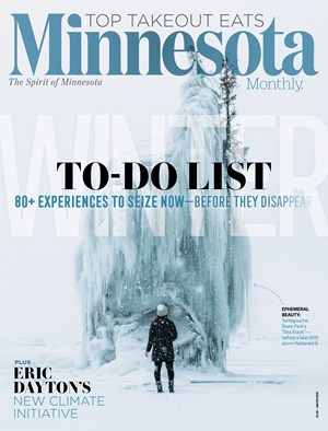 Minnesota Monthly Magazine | 1/2020 Cover