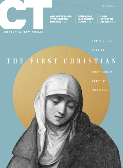 Christianity Today Cover - 12/1/2019