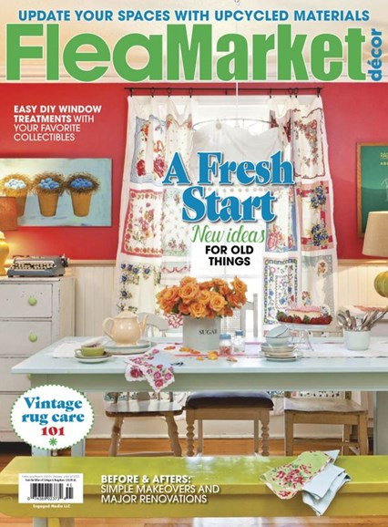 Flea Market Décor Cover - 2/1/2020